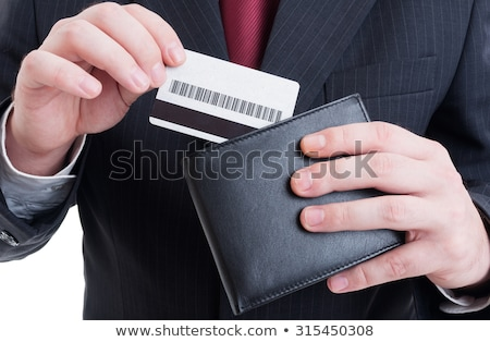 Bank card load Stock photo © romvo
