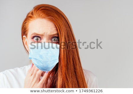 Unhappy Beautiful Person Stock photo © dtiberio