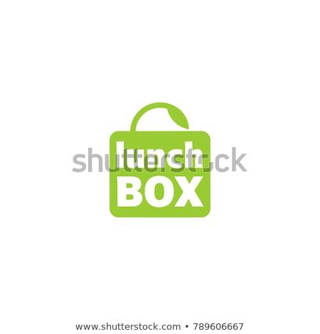 apple box logo Stock photo © meisuseno