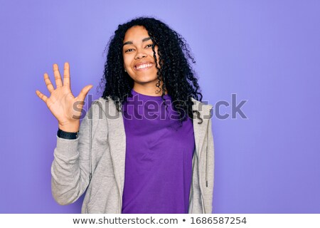 count to five concept  Stock photo © bluering