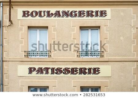 La Souterraine, Creuse Department, Limousin, France Stock photo © phbcz