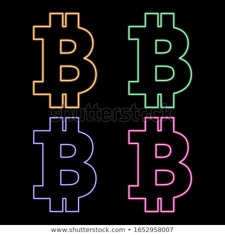 ビーム ロゴ バーチャル 市場 エンブレム コイン ストックフォト © tashatuvango
