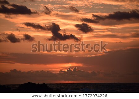 Felhő nap textúra természet tükröződés napfény Stock fotó © suerob