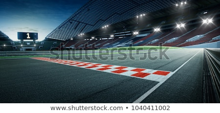 race track Stock photo © Sportlibrary