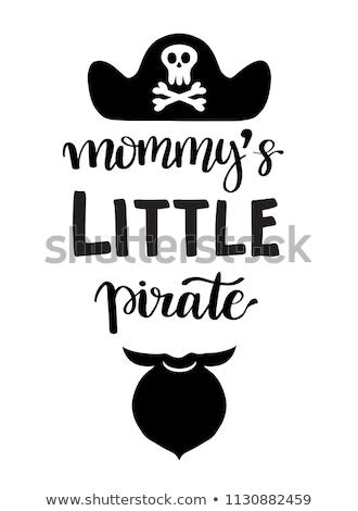 Little Pirate Stock fotó © mcherevan