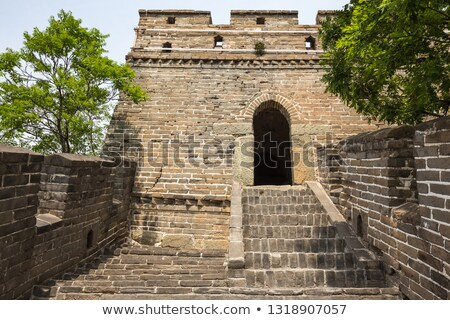 Small Doorway in Great Wall  Stock photo © tab62
