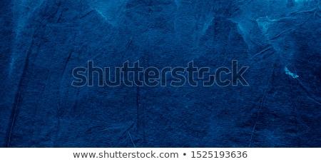 Blu splatter bianco carta abstract design Foto d'archivio © Nneirda