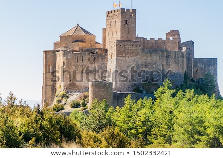 城 · スペイン · 建物 · アーキテクチャ · 歴史 · 中世 - ストックフォト © nobilior