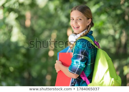 Stock photo: School time again