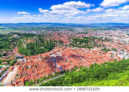 ルーマニア 歴史的 センター 市 メイン ストックフォト © photosebia
