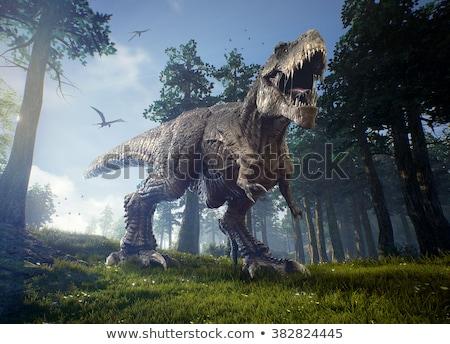Számítógép generált 3d illusztráció dinoszaurusz természet tudomány Stock fotó © MIRO3D