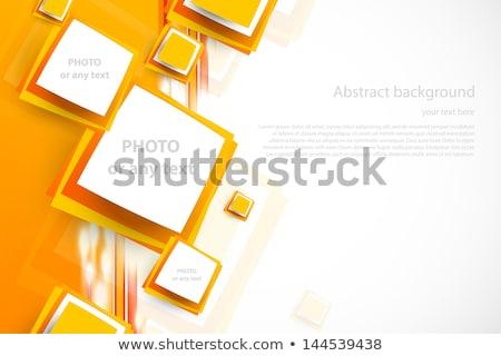 Purple · Tech · современных · аннотация · свет · эффект - Сток-фото © saicle