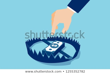 Dollar trap Stock photo © paulfleet