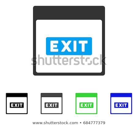 zielone · karteczki · wektora · ikona · projektu · cyfrowe - zdjęcia stock © rizwanali3d