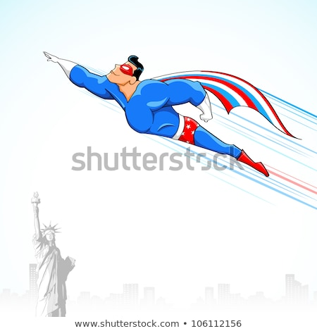 Comic Book Labor Day Stock photo © Dazdraperma