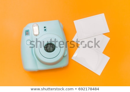 instant camera photos stock photo © unikpix