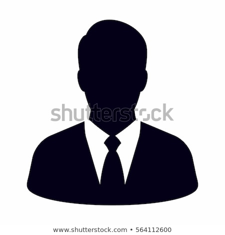 Business men icons stock photo © Lukas101