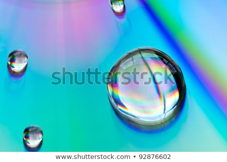 glass  rainbow  of water  Stock photo © Olena