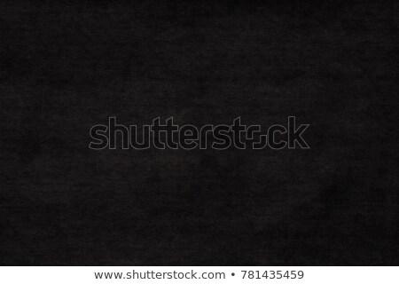 Zwarte fluwelen textuur weefsel Stockfoto © LightFieldStudios
