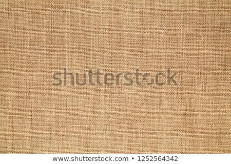 texture of sack cloth stock photo © nuttakit