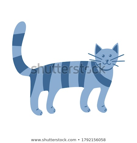 Confused Ugly Cat Stock photo © cthoman
