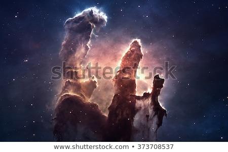 Galaxie profonde espace mystérieux univers Photo stock © NASA_images