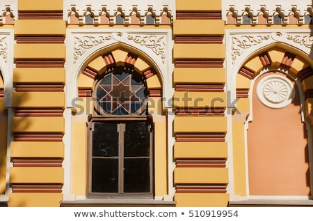 Opera theater Georgië ballet huis stad Stockfoto © borisb17
