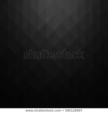 Nero particelle design luce sfondo Foto d'archivio © SArts