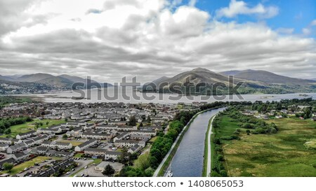 loch eil Fort William in the Scottish Highlands Stock photo © chris2766