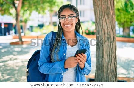 женщины пеший турист женщину человек походов луговой Сток-фото © photography33