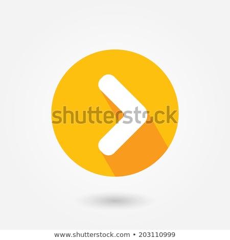 手 · カーソル · ボタン · 白 · チョーク - ストックフォト © bbbar