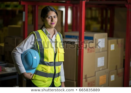 Smiling laborer Stock photo © photography33