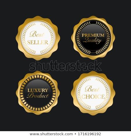 dourado · vender · reflexão · 3D · caixas · preto - foto stock © marinini