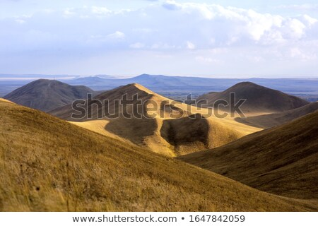 Alpine steppe Stock photo © hraska