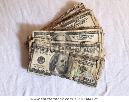 Dirty money and drugs Stock photo © badmanproduction