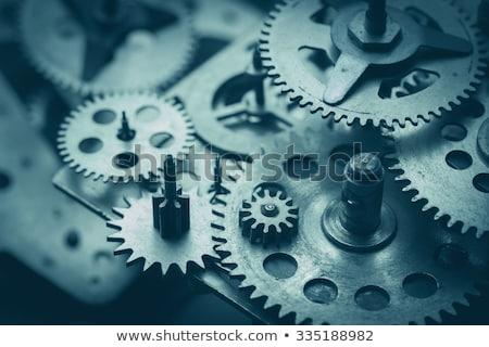 Mechanical clockwork Stock photo © deyangeorgiev