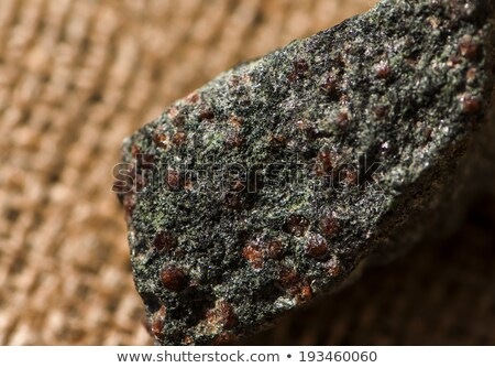 natural hesonite garnet mineral stock photo © jonnysek