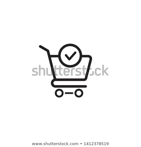add to cart button stock photo © burakowski