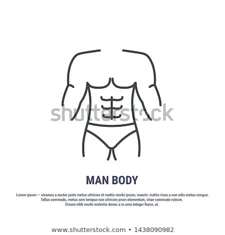 Masculine body Stock photo © pressmaster