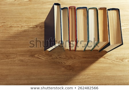Group of books, top view.  background           Stock photo © Valeriy
