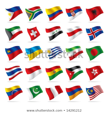 Elvetia Bangladesh steaguri puzzle izolat alb Imagine de stoc © Istanbul2009