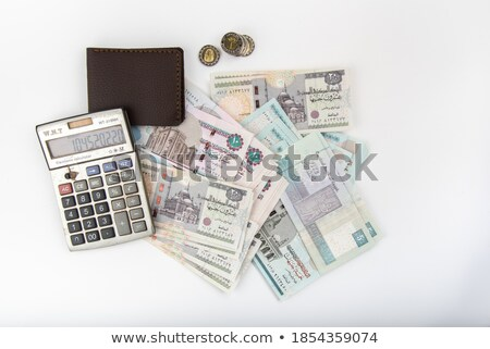 Inny monet egipcjanin ceny funt Zdjęcia stock © CaptureLight