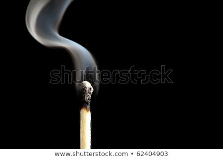 wedstrijd · ontsteking · drie · veiligheid · wedstrijden · brand - stockfoto © fanfo