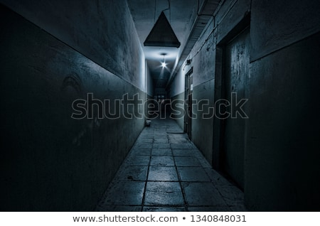 corridor with nobody stock photo © zurijeta