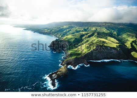 Maui landscape. Stock photo © iofoto