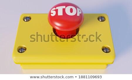IT Support Services - Inscription on the Yellow Keyboard Key. 3D Stock photo © tashatuvango