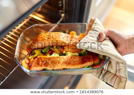 フィレット 魚 食品 ランチ ダイエット ストックフォト © M-studio