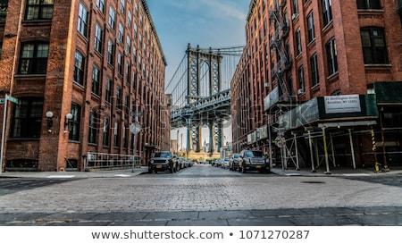 Manhattan Bridge Stock photo © simply