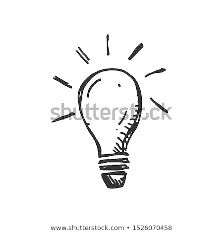 dibujado · a · mano · Internet · botón · establecer · fresco · jugar - foto stock © rastudio