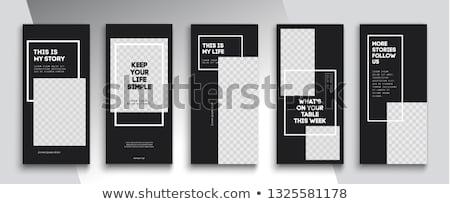 ソーシャルメディア · クリーン · eps · ファイル · 色 · アイコン - ストックフォト © ikopylov